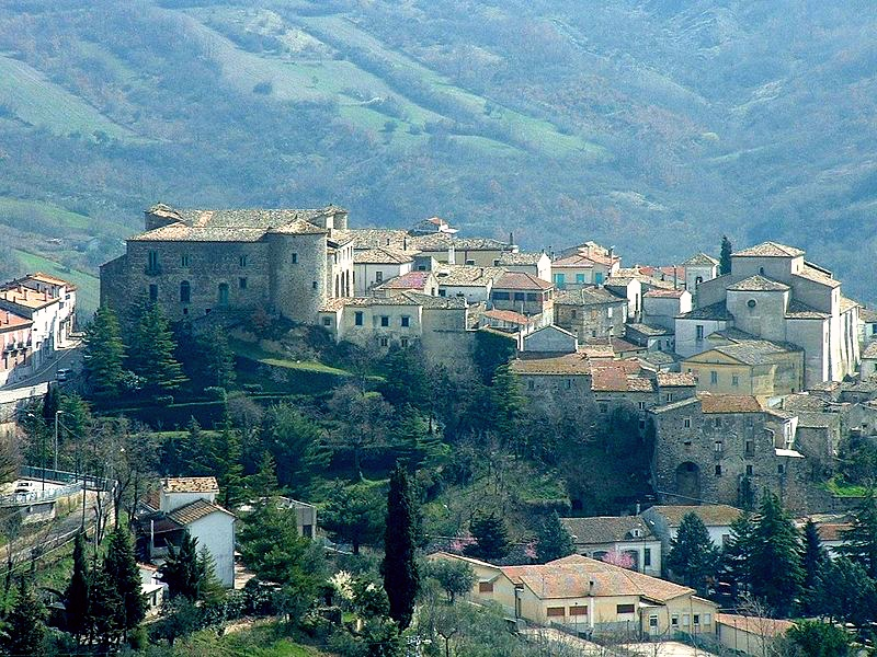 Town of Zungoli is offerings homes for as little a one euro